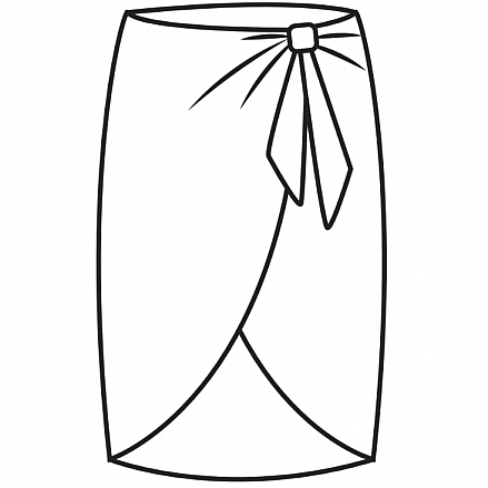 Butterfly - Sarong generous