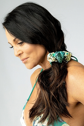 Hairband in tropical pattern for women from Sunkini.com